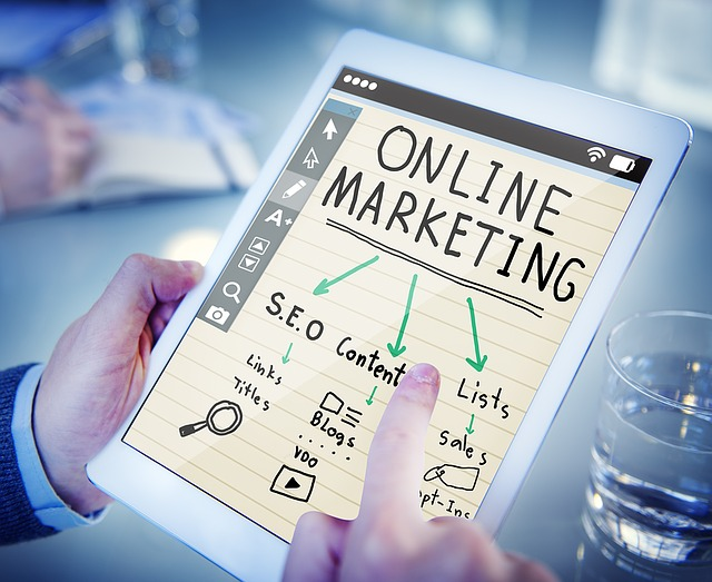 Online marketing - SEO optimalizálás